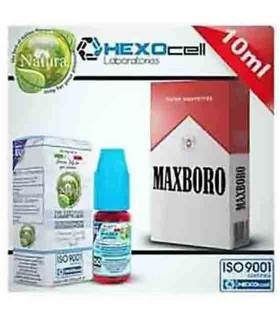 Υγρό αναπλήρωσης MAXBORO Natura by Hexocell 10ml (καπνικό)
