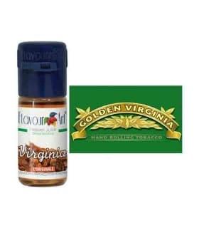 Υγρό αναπλήρωσης VIRGINIA by FlavourArt 10ml (καπνικό)