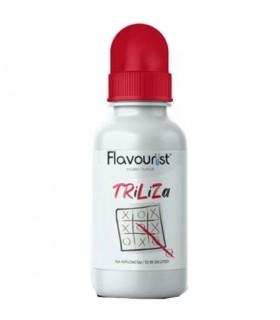 Άρωμα Flavourist TRILIZA 15ml (ήπιο καπνικό με καραμελωμένο καλαμπόκι)
