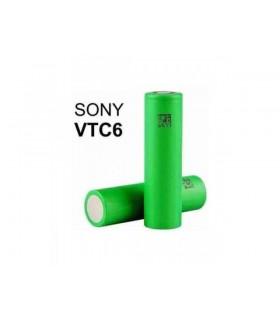 SONY VTC6 18650 3000mA 3.7V 30A μπαταρία