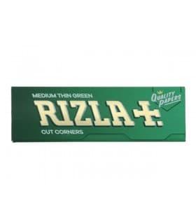 Χαρτάκια Rizla ΠΡΑΣΙΝΑ Medium Thin Green - 1 Πακετάκι
